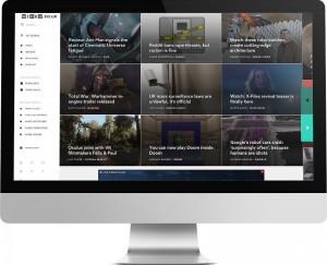Wired website UK
