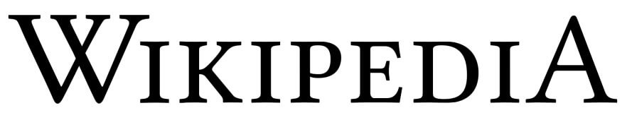 Wikipedia Serif Font logo